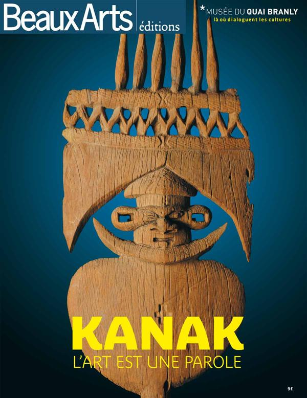 KANAK-L'ART EST UNE  PAROLE