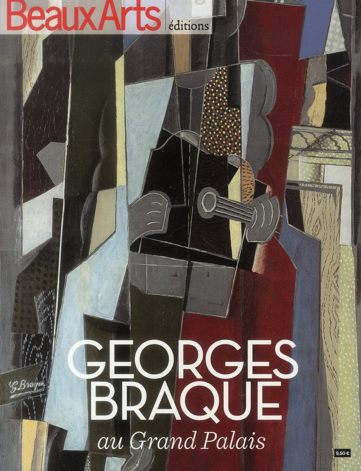 GEORGES BRAQUE AU GRAND PALAIS
