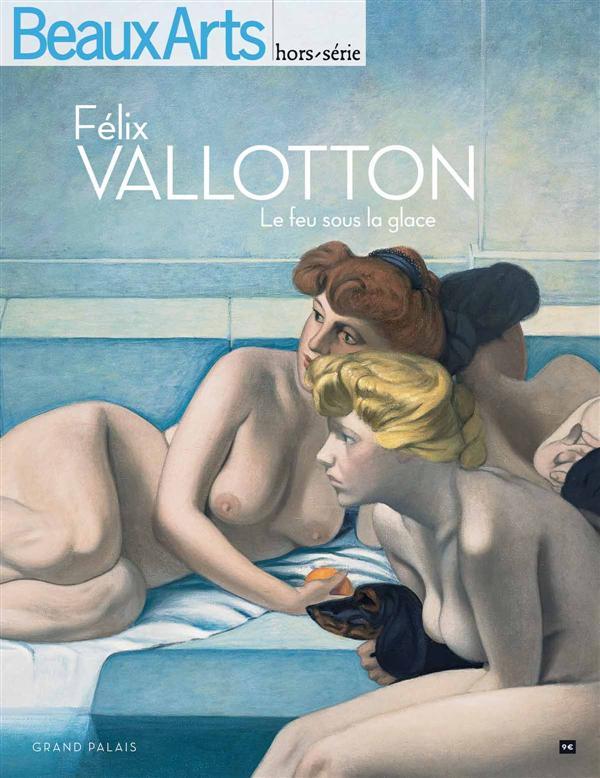 FELIX VALLOTTON AU GRAND PALAIS