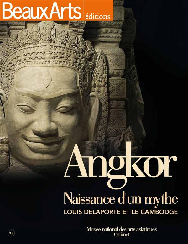 ANGKOR EXPOSITION DELAPORTE MUSEE GUIMET