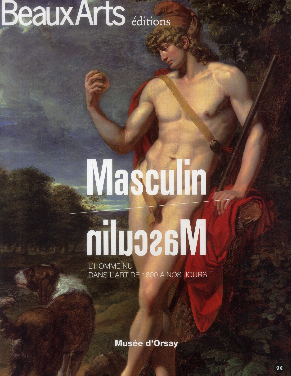 MASCULIN-MASCULIN MUSEE D'ORSAY