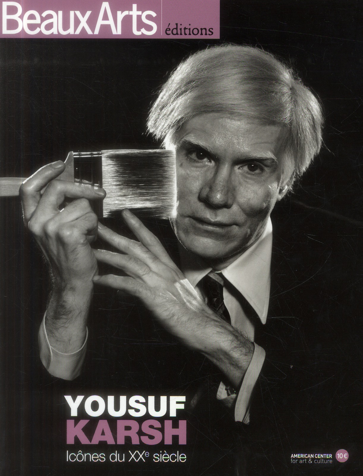 YOUSUF KARSH : ICONES DU XXE SIECLE