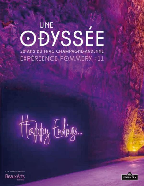 EXPERIENCE POMMERY 11 - UNE ODYSSEE (FR-ANG)