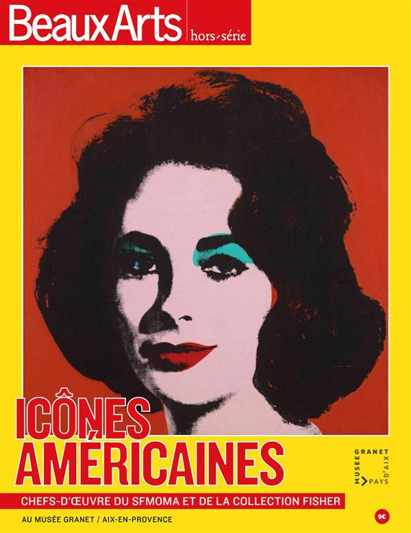 ICONES AMERICAINES AU MUSEE GRANET