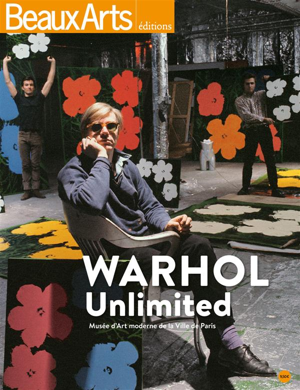 WARHOL UNLIMITED-MUSEE D'ART MODERNE DE PARIS