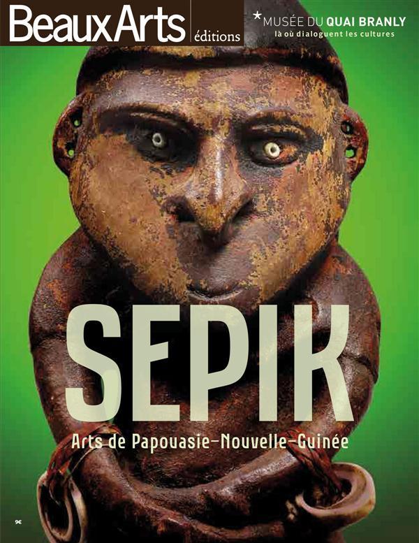 SEPIK ART DE PAPOUASIE-NOUVELLE GUINEE-AU MUSEE DU QUAI BRANLY