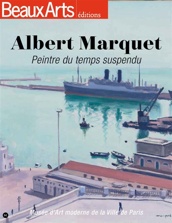 ALBERT MARQUET - MUSEE D'ART MODERNE DE LA VILLE DE PARIS