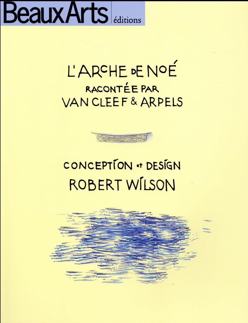 L'ARCHE DE NOE RACONTEE PAR VANCLEEF & ARPELS (FR/ANG)