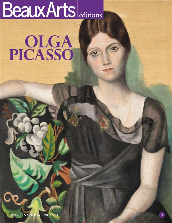 OLGA PICASSO - AU MUSEE PICASSO