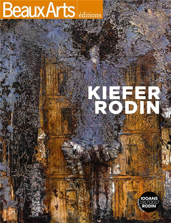 RODIN KIEFFER, CATHEDRALES (ANG-FR)
