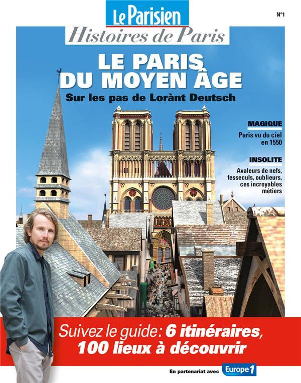 PARIS DU MOYEN AGE (LE)
