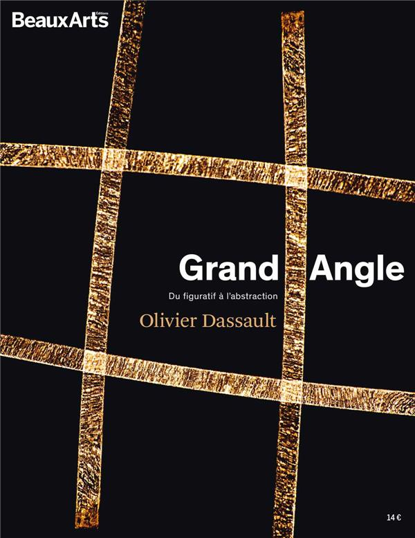 OLIVIER DASSAULT. GRAND ANGLE. DU FIGURATIF A L'ABSTRACTION