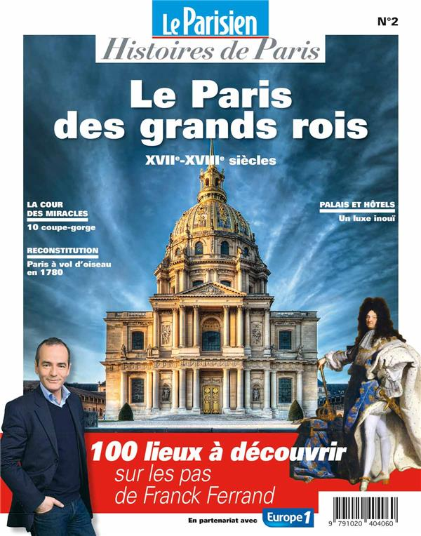 LE PARIS DES GRANDS ROIS