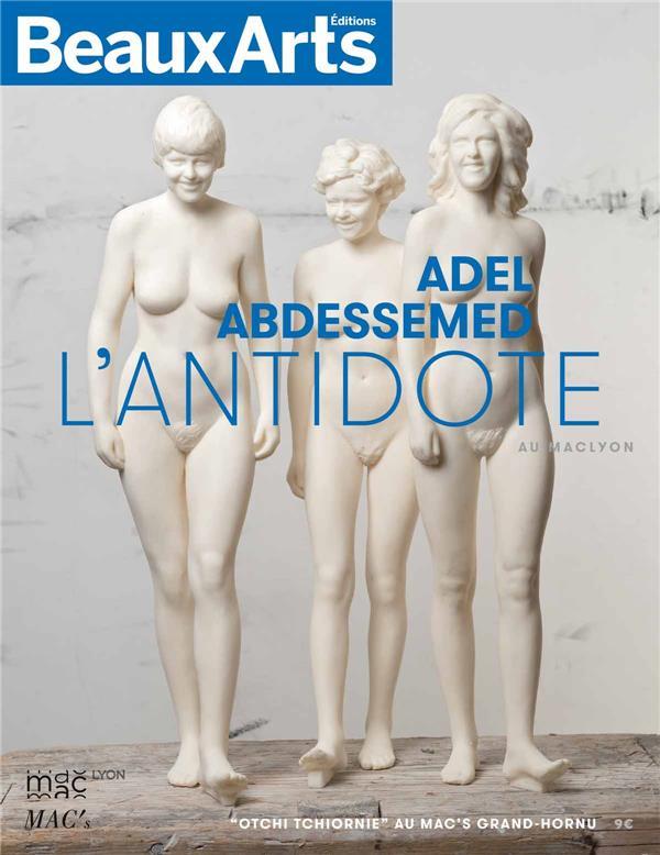 ADEL ABDESSEMED : L'ANTIDOTE