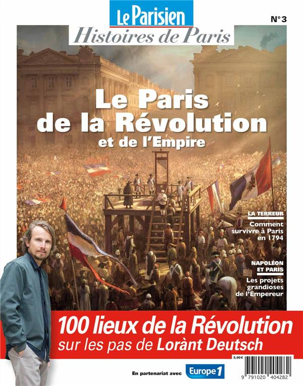 PARIS AU TEMPS DE LA REVOLUTION