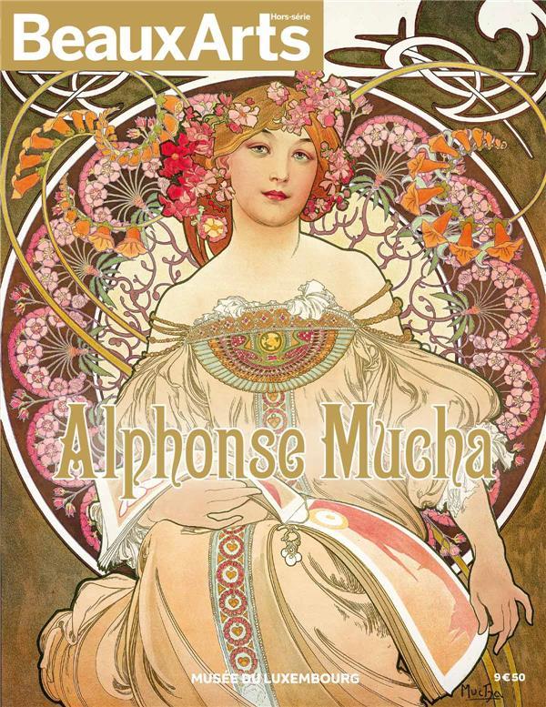 ALPHONSE MUCHA - AU MUSEE DU LUXEMBOURG
