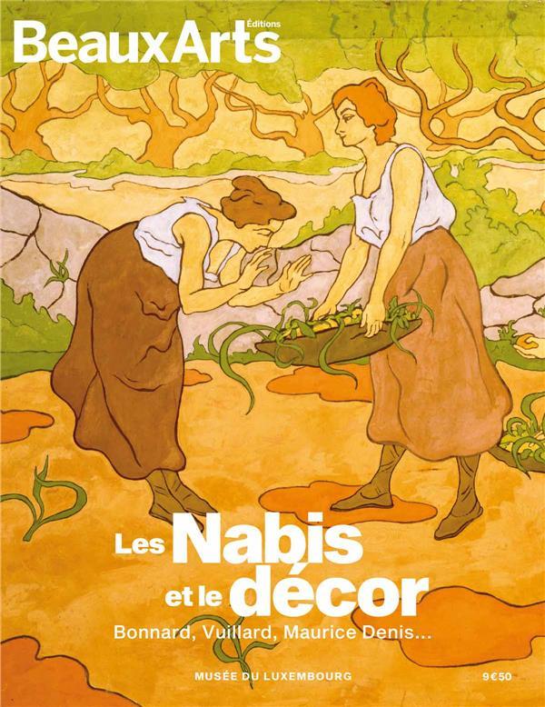 LES NABIS ET LE DECOR. BONNARD, VUILLARD, MAURICE, DENIS... - AU MUSEE DU LUXEMBOURG