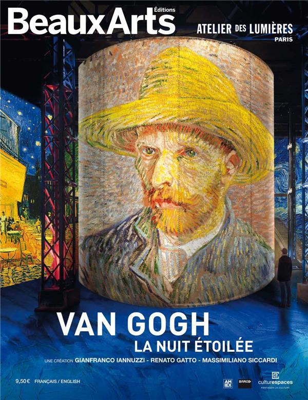 VAN GOGH, LA NUIT ETOILEE (FR/ANG) - A L'ATELIER DES LUMIERES