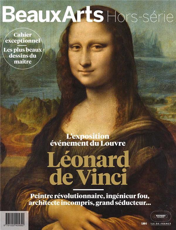LEONARD DE VINCI - AU LOUVRE