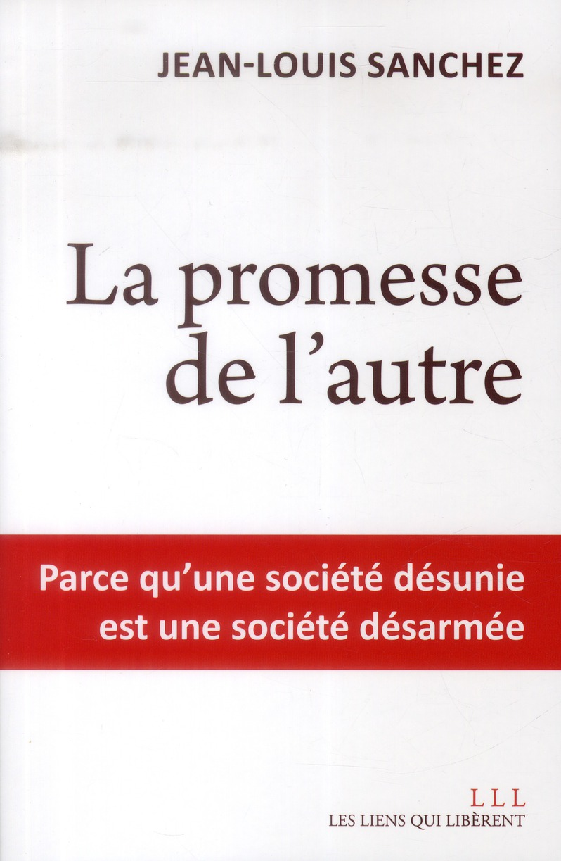 LA PROMESSE DE L'AUTRE