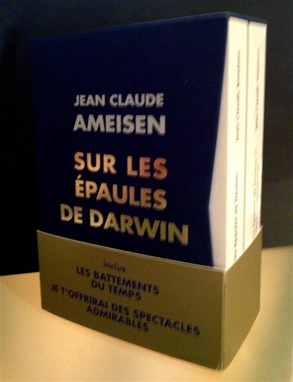 SUR LES EPAULES DE DARWIN T1/T2 2V