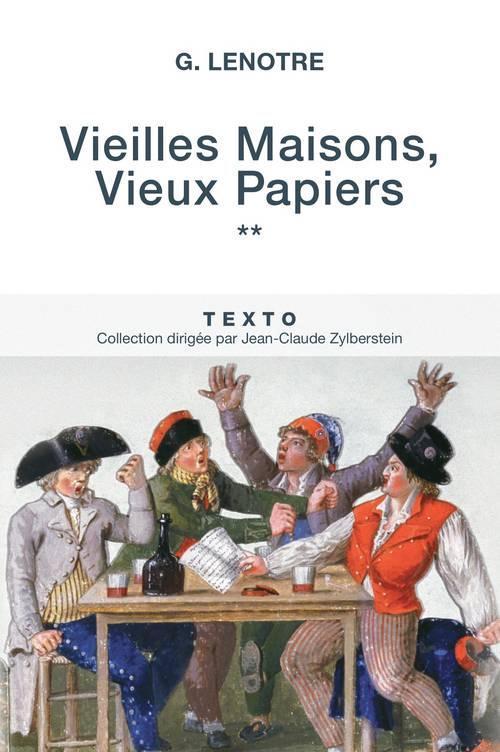 VIEILLES MAISONS VIEUX PAPIERS T2