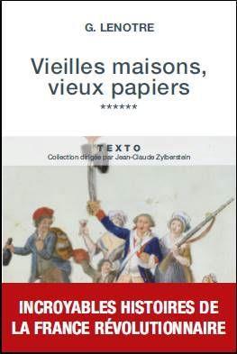 VIEILLES MAISONS VIEUX PAPIERS T6