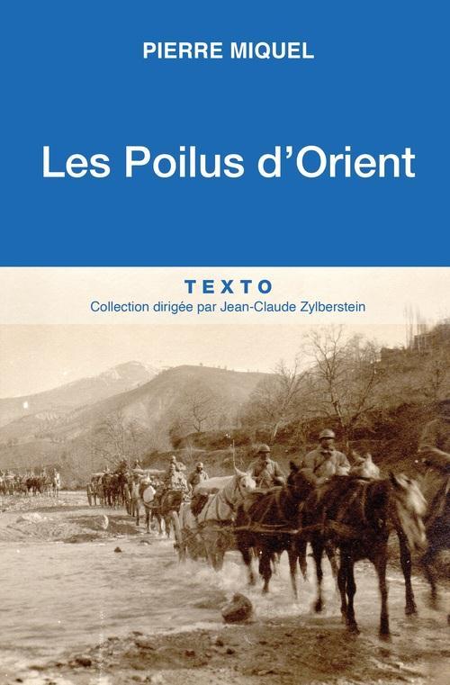 LES POILUS D ORIENT