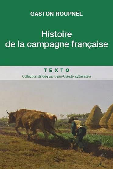 HISTOIRE DE LA CAMPAGNE FRANCAISE