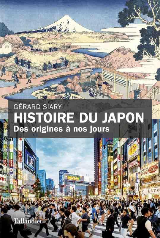 HISTOIRE DU JAPON - DES ORIGINES A NOS JOURS