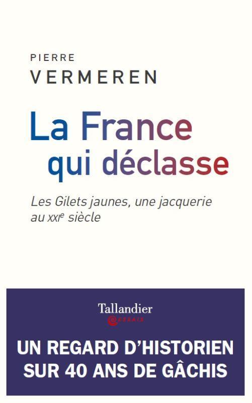LA FRANCE QUI DECLASSE - LES GILETS JAUNES, UNE JACQUERIE AU XXIE SIECLE