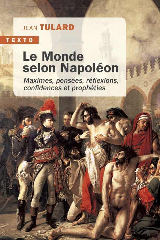 LE MONDE SELON NAPOLEON - MAXIMES, PENSEES, REFLEXIONS, CONFIDENCES ET PROPHETIES