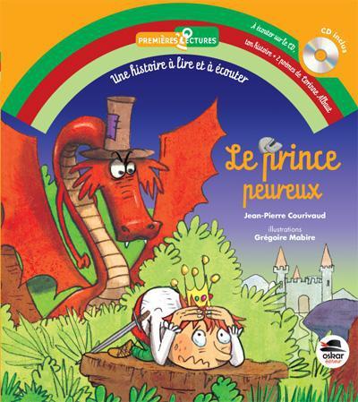 LE PRINCE PEUREUX +CD