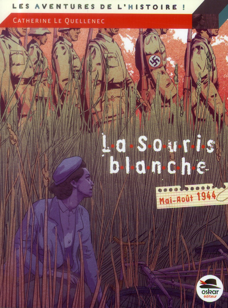 LA SOURIS BLANCHE - MAI-JUIN 1944
