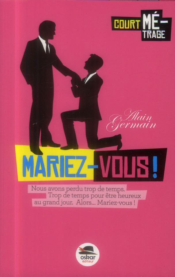 MARIEZ-VOUS