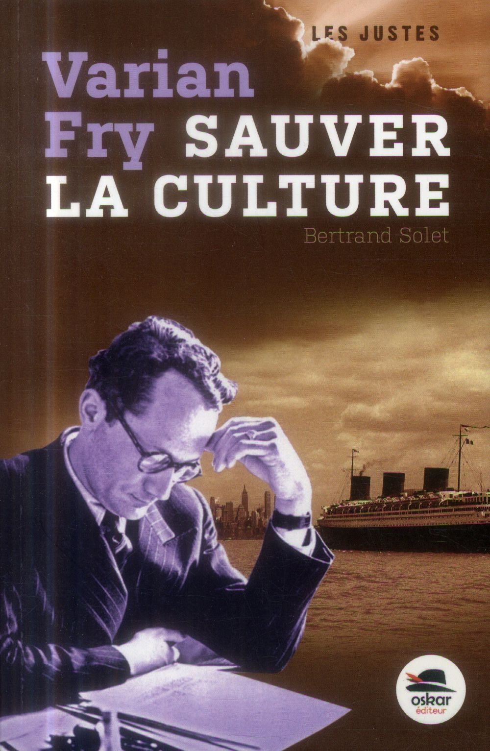 VARIAN FRY - SAUVER LA CULTURE