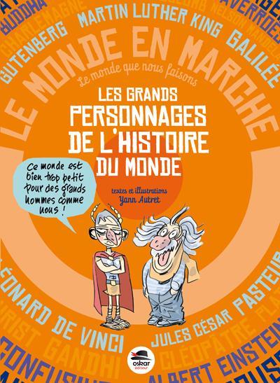 GRANDS PERSONNAGES DE L'HISTOIRE(LES)