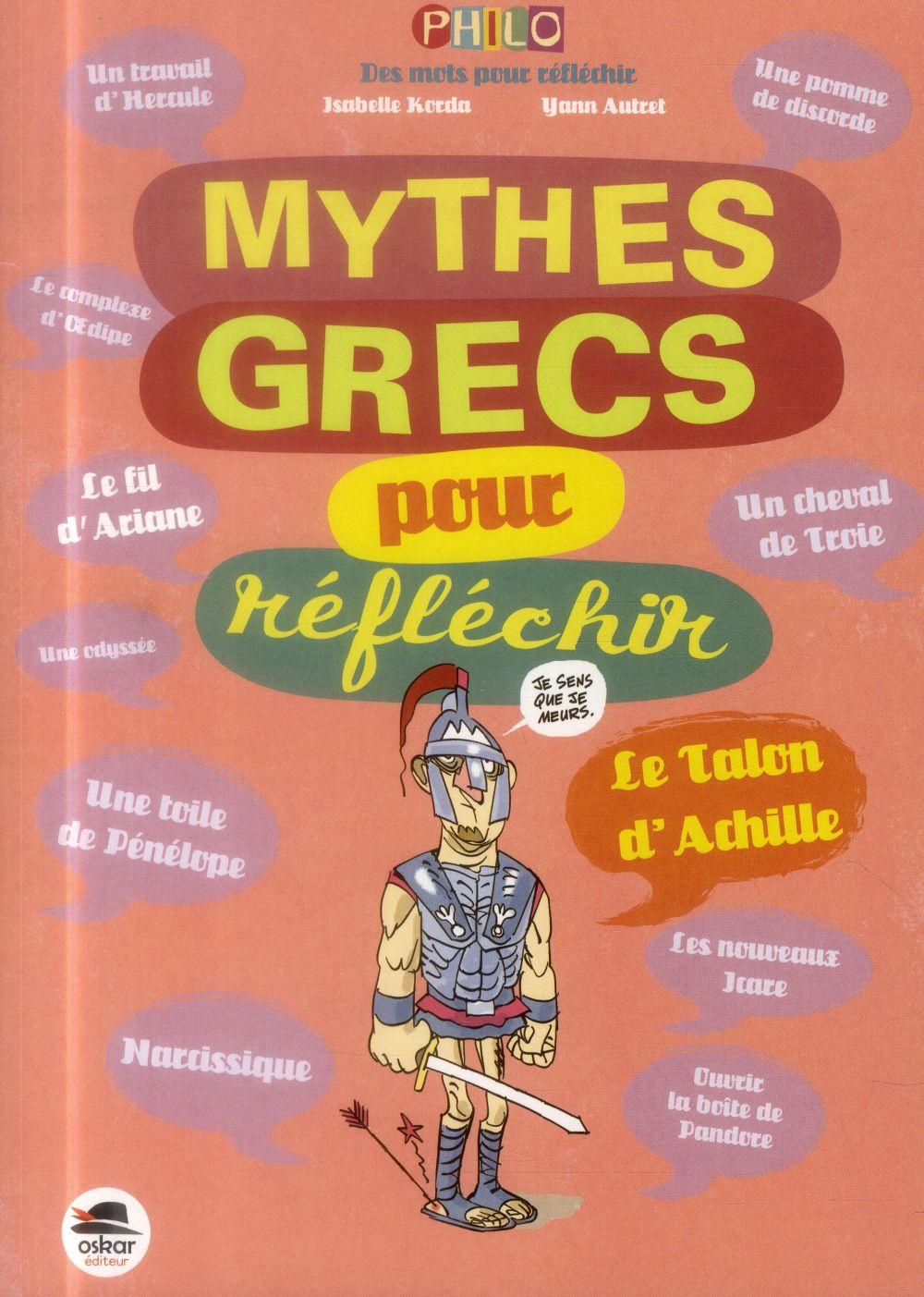 MYTHES GRECS - NOUVELLE EDITION