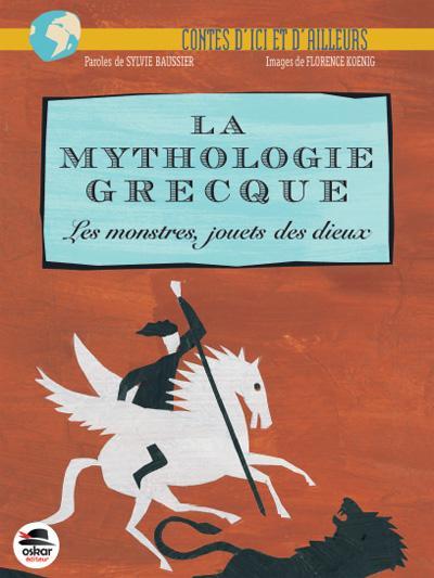 CONTES DE LA MYTHOLOGIE GRECQUE