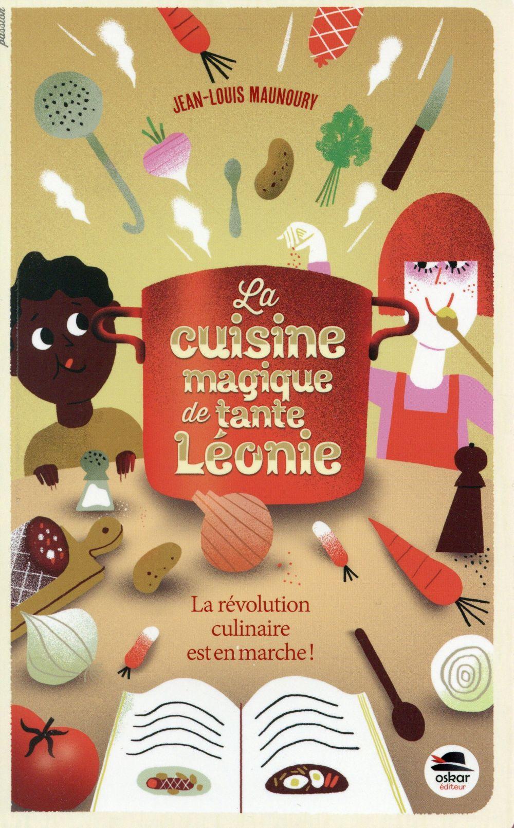 CUISINE MAGIQUE DE TANTE LEONIE (LA)