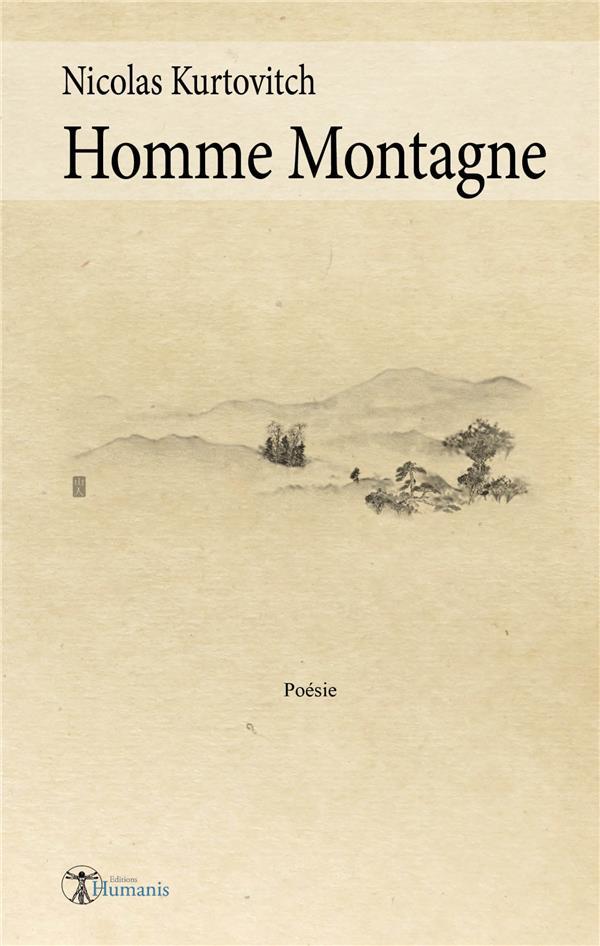 HOMME MONTAGNE