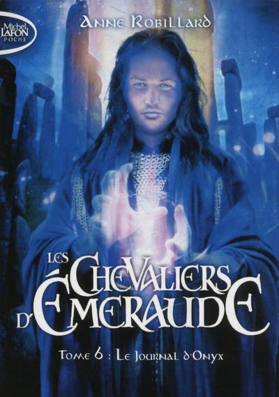 LES CHEVALIERS D'EMERAUDE T06 LE JOURNAL D'ONYX  POCHE