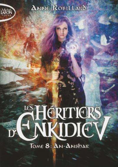 LES HERITIERS D'ENKIDIEV - TOME 8 AN-ANSHAR