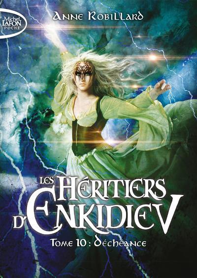 LES HERITIERS D'ENKIDIEV - TOME 10 DECHEANCE - VOL10