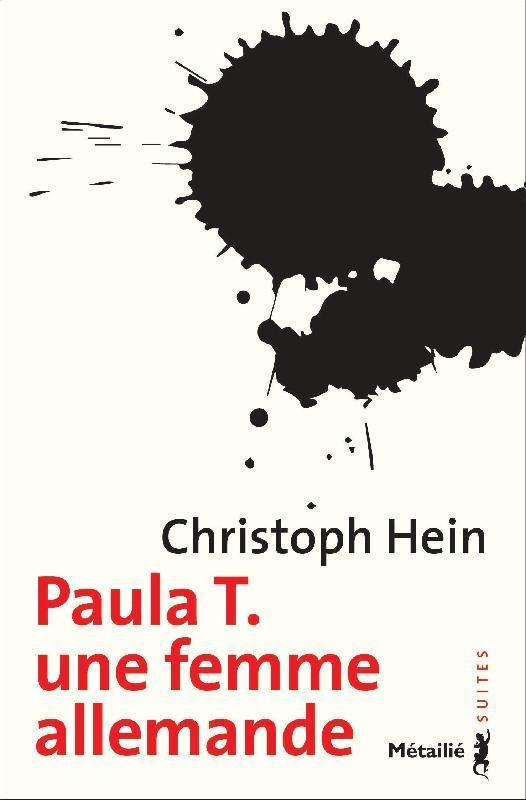 PAULA T. - UNE FEMME ALLEMANDE