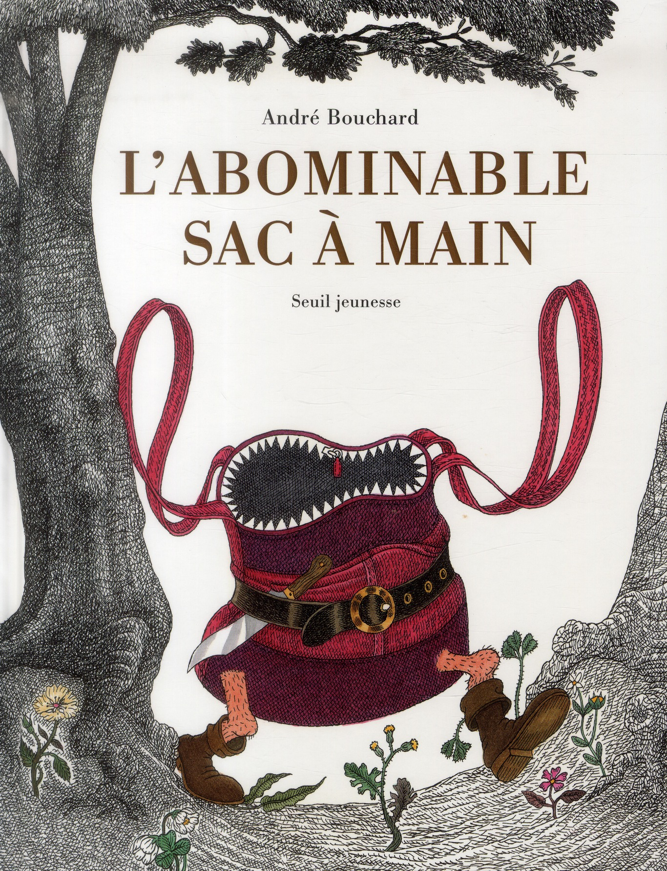 L'ABOMINABLE SAC A MAIN