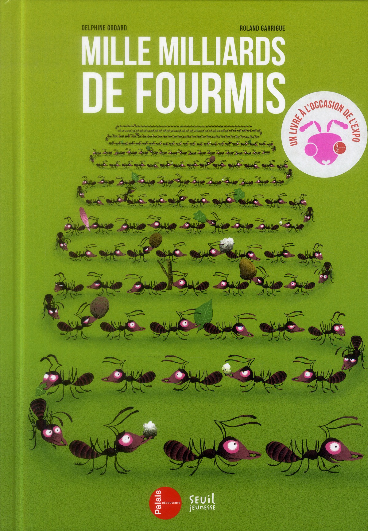 MILLE MILLIARDS DE FOURMIS