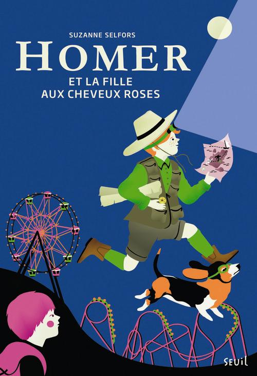HOMER ET LA FILLE AUX CHEVEUX ROSES. HOMER, TOME 2
