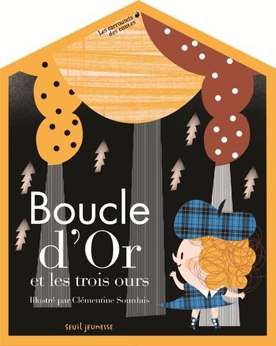 BOUCLE D'OR ET LES TROIS OURS - LES CARROUSELS DES CONTES