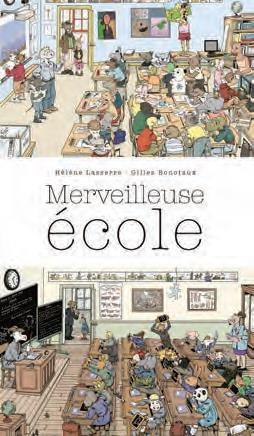 MERVEILLEUSE ECOLE
